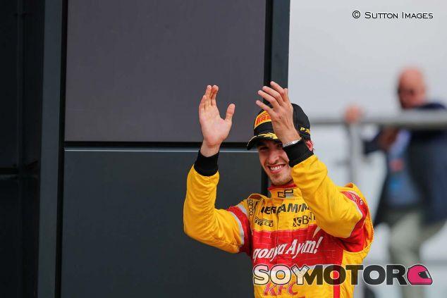 Antonio Giovinazzi en Spa-Francorchamps - SoyMotor