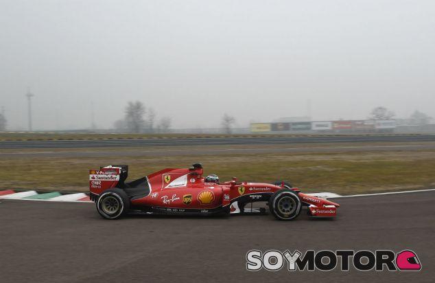 Antonio Giovinazzi debuta con Ferrari en Fiorano - SoyMotor