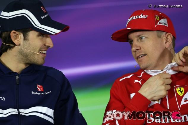 """Giovinazzi: """"Hablé más con Räikkönen estos meses que en los dos últimos años"""""""