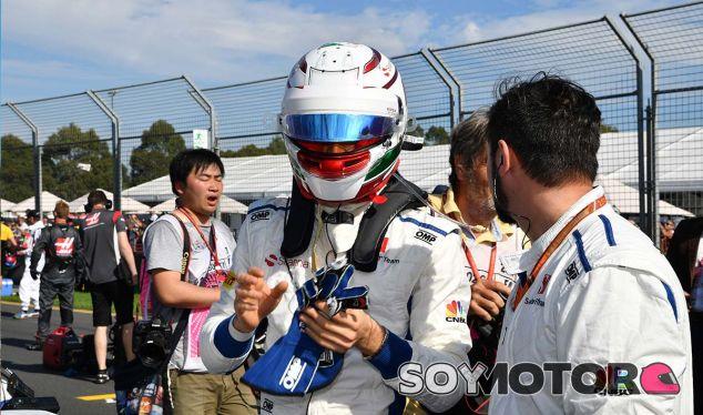 Ferrari aprueba la participación de Giovinazzi en China y Baréin - SoyMotor.com