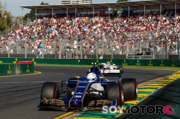 """Para Sauber, el debut de Giovinazzi fue """"impresionante""""- SoyMotor"""