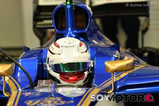 Antonio Giovinazzi en Barcelona - SoyMotor