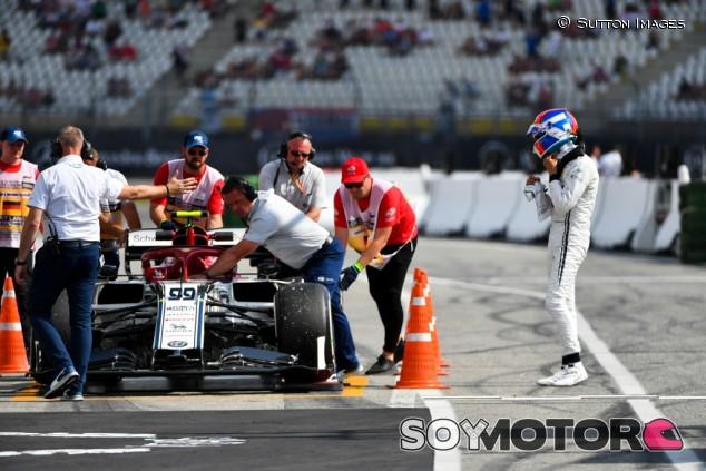 Alfa Romeo en el GP de Alemania F1 2019: Viernes – SoyMotor.com