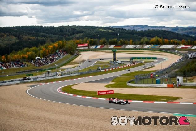 Alfa Romeo en el GP de Eifel F1 2020: Domingo - SoyMotor.com