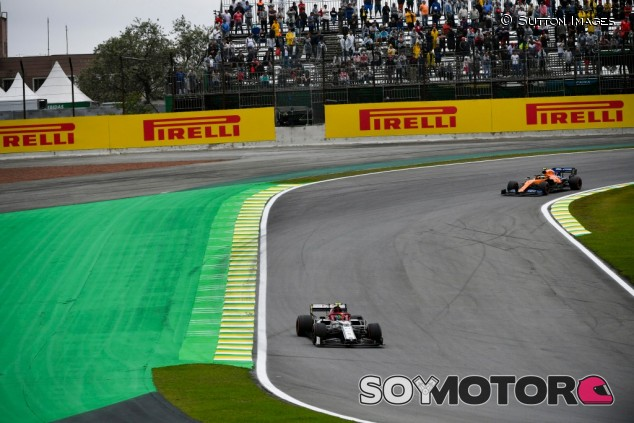Alfa Romeo en el GP de Brasil F1 2019: Viernes –SoyMotor.com