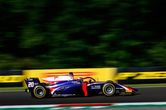 La justicia belga incauta el coche de Alesi tras el accidente de Spa - SoyMotor.com