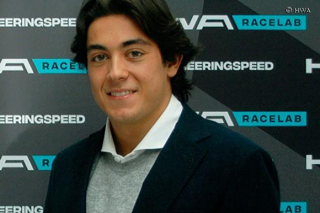 OFICIAL: HWA Racelab ficha a Giuliano Alesi para 2020  - SoyMotor.com