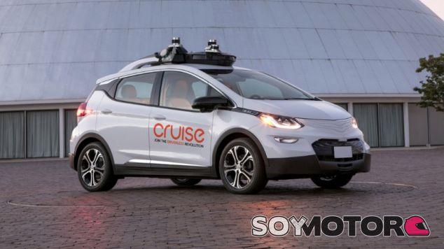 Coche autónomo GM - SoyMotor.com