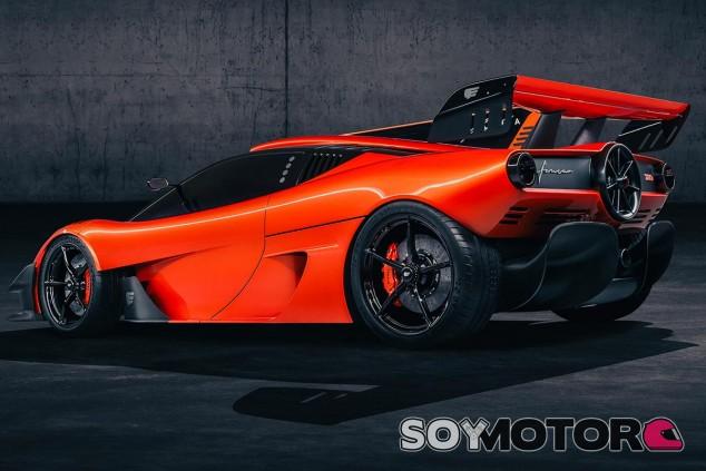 GMA T.50s Niki Lauda - SoyMotor.com
