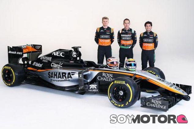 Steven Goldstein, nuevo piloto probador de Force India - LaF1.es