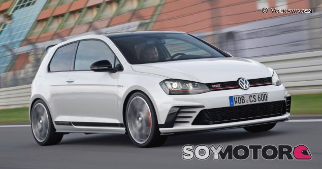 Golf GTI Clubsport Edition 40