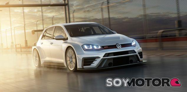 Volkswagen Golf GTI TCR - SoyMotor.com