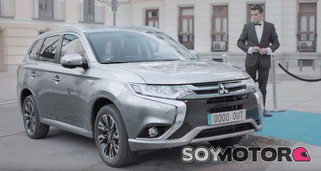 Gómez Noya prepara con Mitsubishi el premio Princesa de Asturias - SoyMotor.com