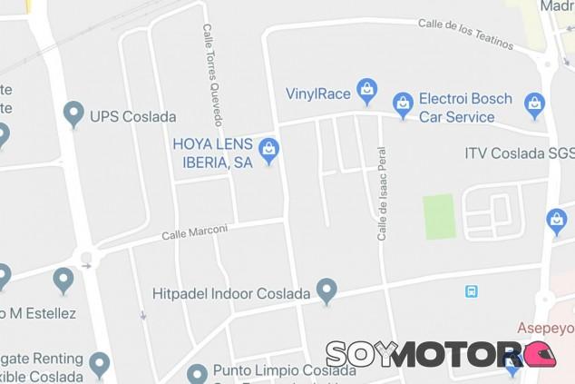Cómo encontrar tu coche aparcado con Google Maps - SoyMotor.com