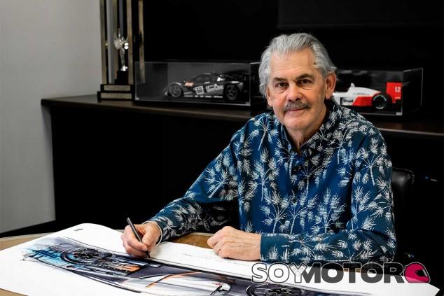 Gordon Murray - SoyMotor.com