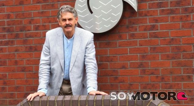 Gordon Murray - SoyMotor.com