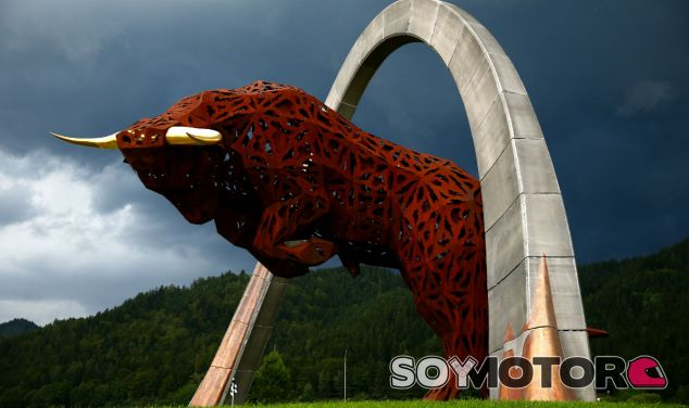 Detalle del Red Bull Ring - LaF1