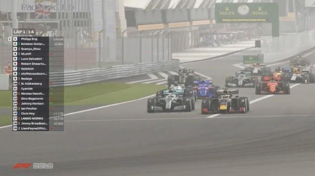 Zhou gana el GP de Baréin virtual; Norris corre media carrera por fallo técnico - SoyMotor.com