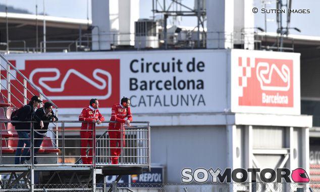 Horarios del GP de España F1 2017 - SoyMotor.com