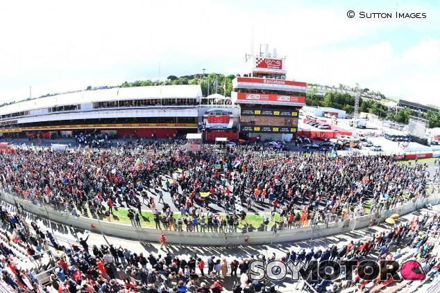 Escena del GP de España - SoyMotor