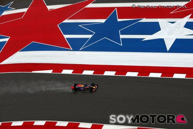 El GP de Estados Unidos pende de un hilo - LaF1