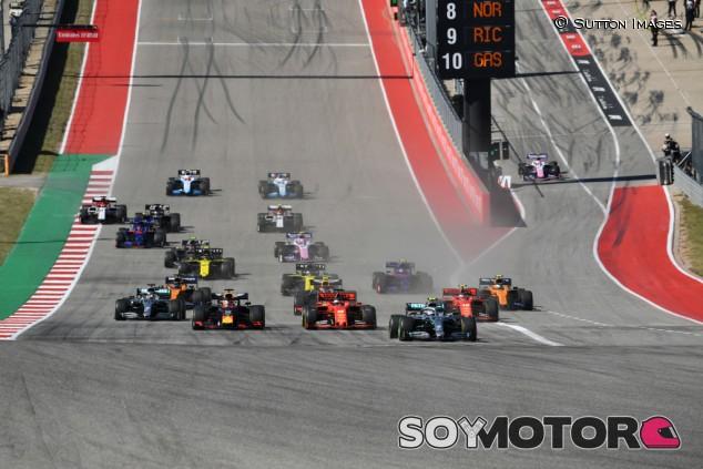 La F1 promoverá programas inclusivos para impulsar la diversidad - SoyMotor.com