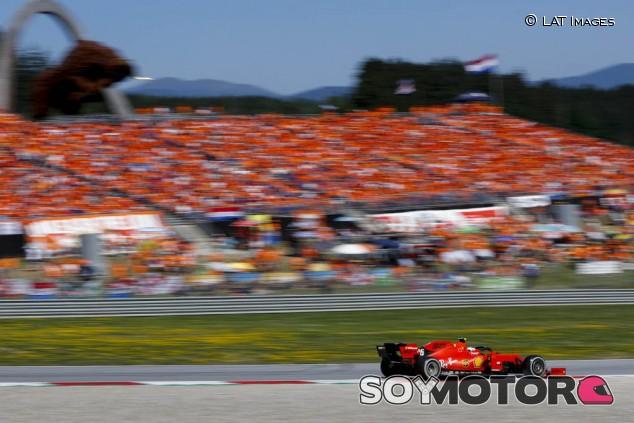 La segunda carrera de Austria se llamará GP de Estiria - SoyMotor.com