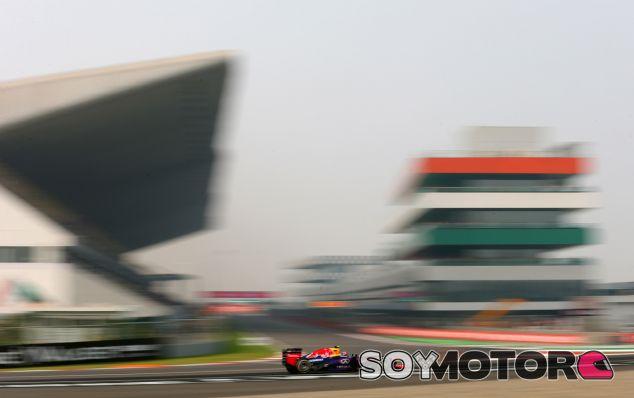 Hill lamenta la ausencia del GP de la India en el calendario de 2014