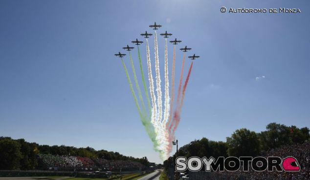 El Gran Premio de Italia tiene su futuro asegurado - LaF1