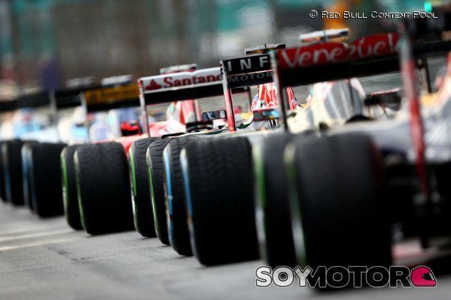 Pirelli asegura que los coches serán cuatro segundos más rápidos en 2017 - LaF1