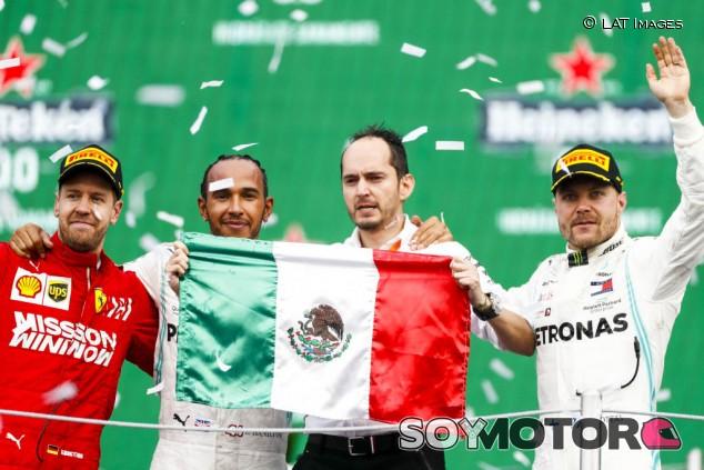El GP de México, con aficionados y en su fecha original - SoyMotor.com