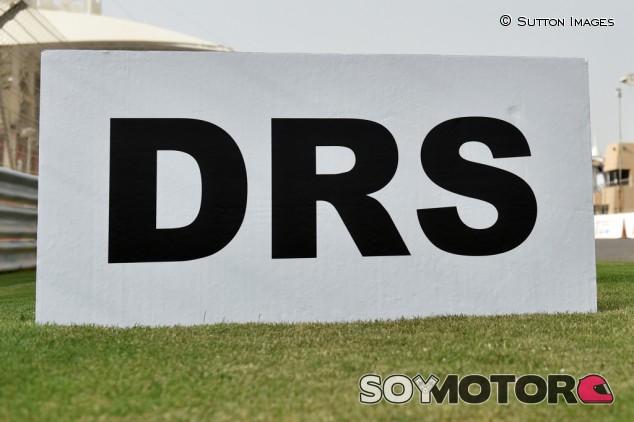 El GP de México tendrá una tercera zona de DRS - SoyMotor.com