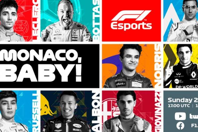 Dos nuevos fichajes para el GP virtual de Mónaco: ¡Bottas y Ocon! - SoyMotor.com