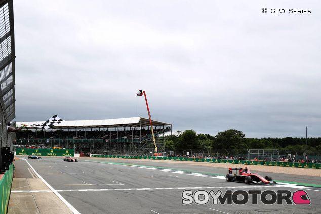 La GP3 en Silverstone - SoyMotor