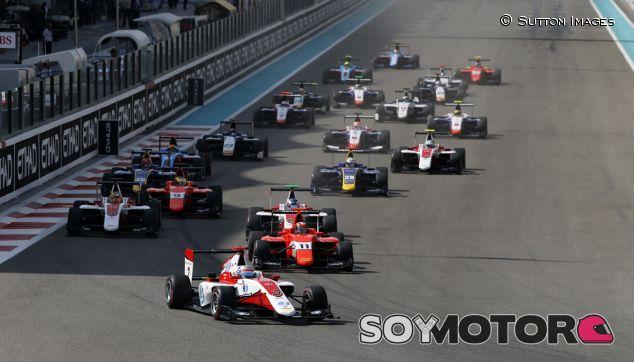 La GP3 y la F3 europea, con posibilidades de fusionarse para el año 2019 - SoyMotor.com