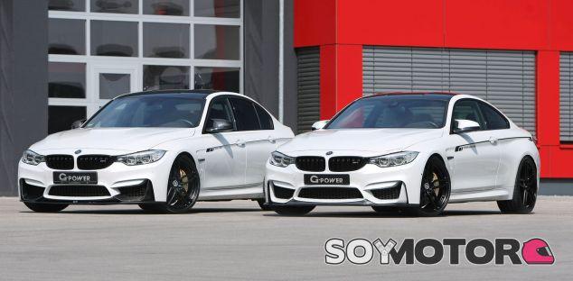 BMW M3 y M4 G-Power -SoyMotor