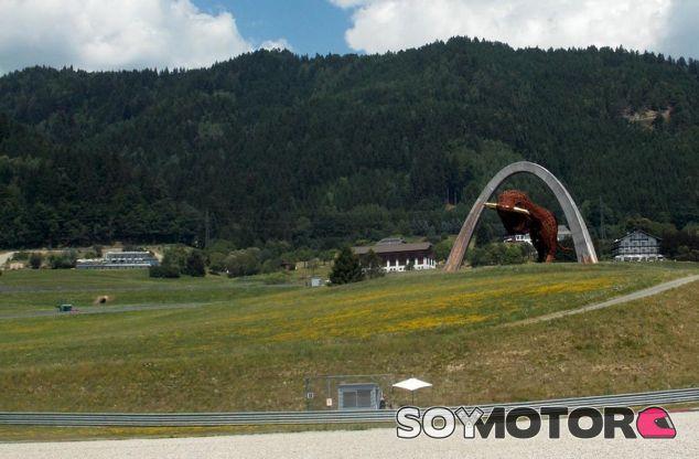 Red Bull quiere más afluencia de público para el GP de Austria 2014