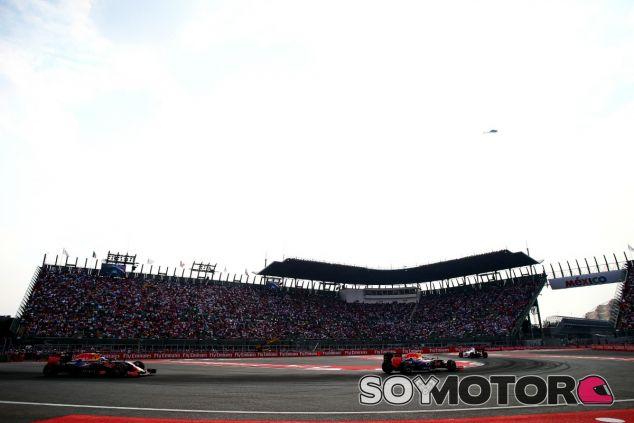El GP México se lleva el premio a mejor evento del año - LaF1