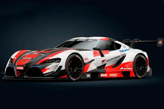 Toyota FT1 Vision Gran Turismo - SoyMotor.com