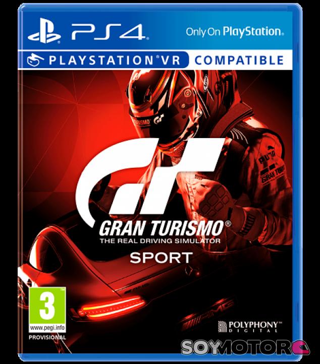 Gran Turismo Sport 18/10/17 - SoyMotor.com