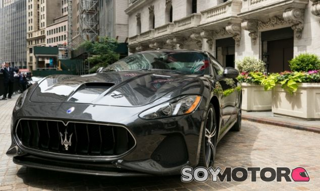 Maserati GranTurismo 2018 - SoyMotor.com