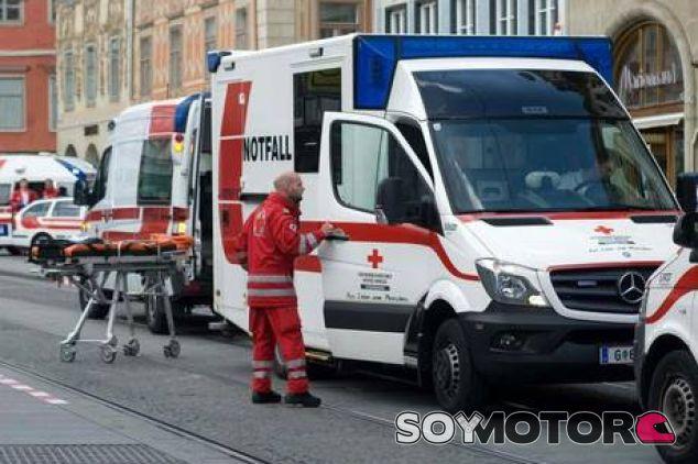 Tragedia en Graz - LaF1