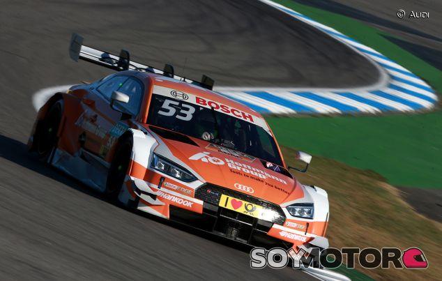 Jamie Green gana en Hickenheim y pone el DTM patas arriba - SoyMotor