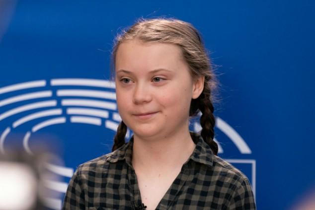 Piden que Greta Thunberg rechace el coche eléctrico para viajar de Lisboa a Madrid - SoyMotor.com