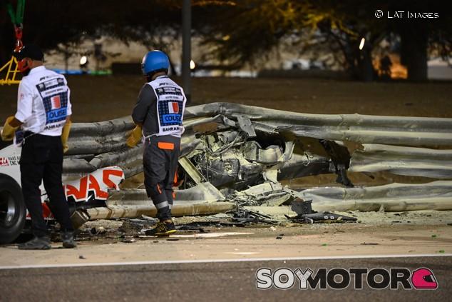 La IndyCar tendrá en cuenta las conclusiones del accidente de Grosjean - SoyMotor.com