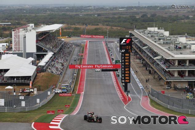El COTA es un circuito que gusta, pero Haas recuerda que EEUU tiene más alternativas - LaF1