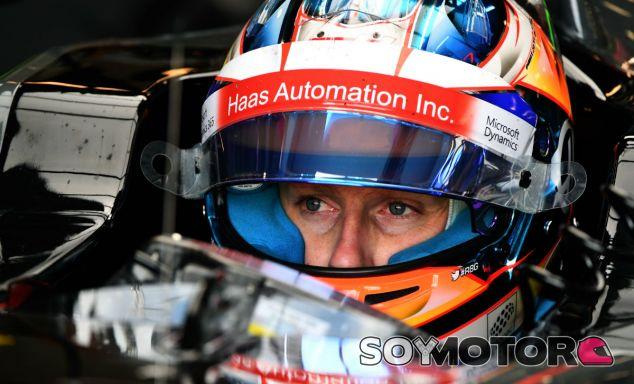 Grosjean confía en el nuevo personal para que Haas mejore - SoyMotor