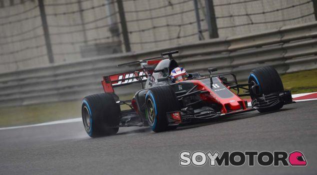 Haas en el GP de China F1 2017: Viernes - SoyMotor.com