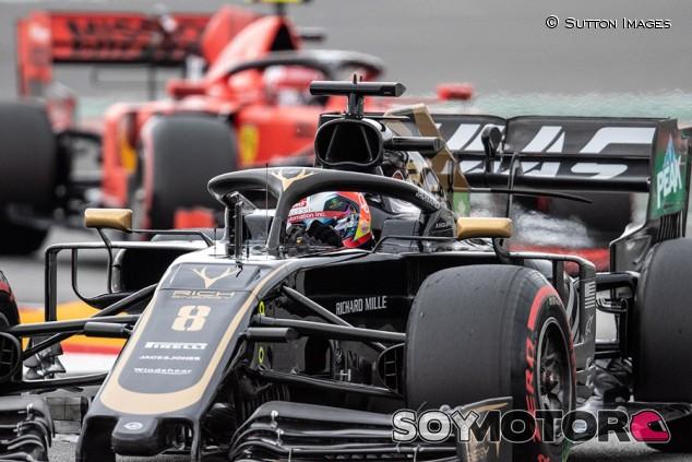 Haas usará la segunda especificación del motor Ferrari en Mónaco - SoyMotor.com