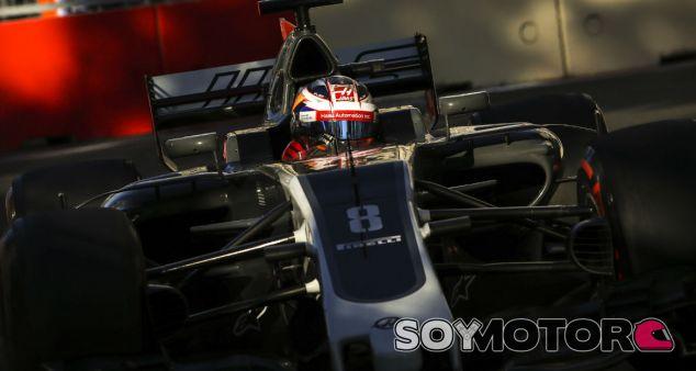 """Grosjean, en busca de la solución con los frenos: """"Estoy perdido"""" - SoyMotor.com"""